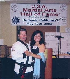 Master Bill Jones and Wife