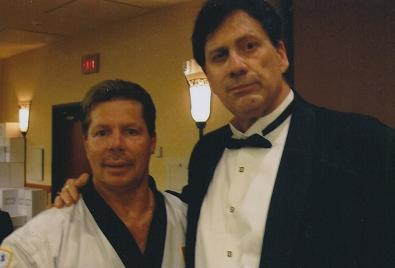 Master Bill Jones and Frank Dux